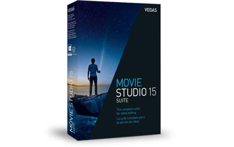 Movie studio 15 Suite