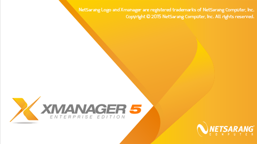 XManager启动界面