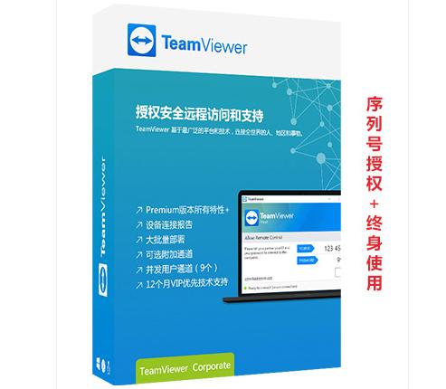 TeamViewer 13 Corporate版本
