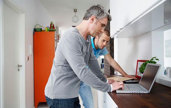 teamviewer连接家庭计算机