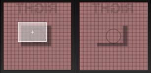 ShadowBox减去遮罩