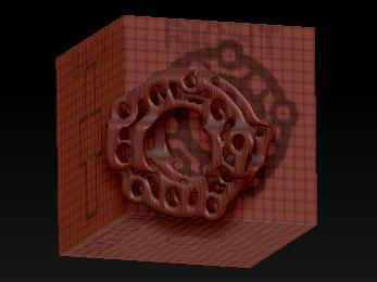 ShadowBox绘制造型