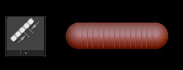 ZBrush LineII笔触调控板