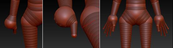 Z球创建拇指