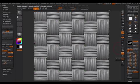 NanoTile Textures