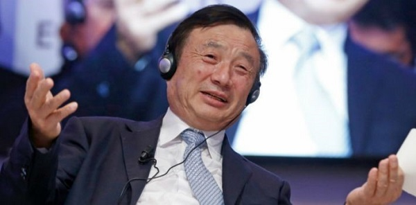 华为创始人兼首席执行官任正非