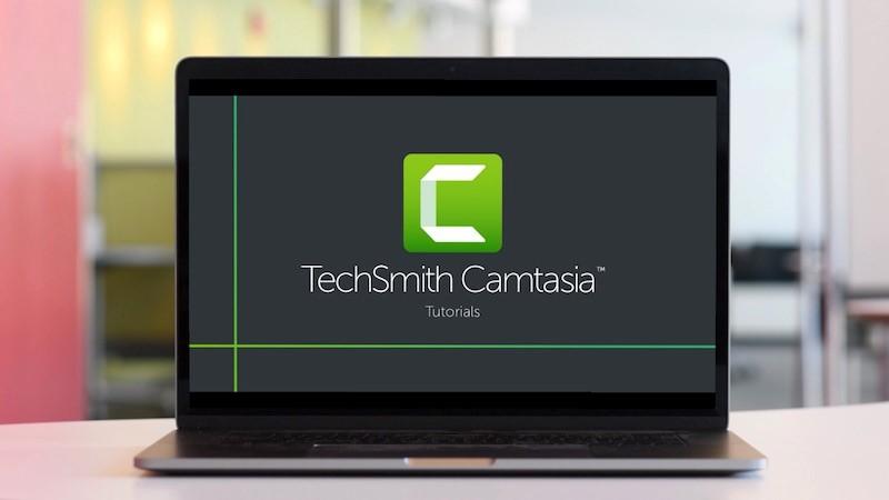 图1:Camtasia使用设备播放的框架设置