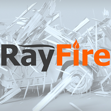 RayFire 1.85 企业版