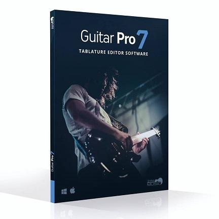 Guitar Pro 7 专业版