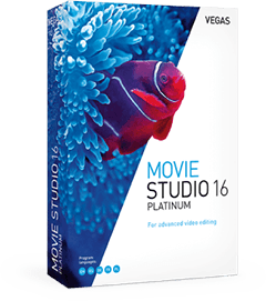 VEGAS Movie Studio 16 Platinum