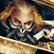"""3D打印《疯狂的麦克斯:狂暴之路》中""""不死老乔""""的面具"""