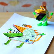 Spanish Startup运用孩子想象创作3D打印玩具