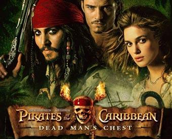 加勒比海盗:亡灵宝藏